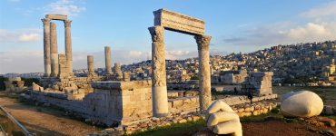 Kelionė į Jordaniją. Sostinė Amanas: romėnų palikimas, turgūs ir gatvės menas