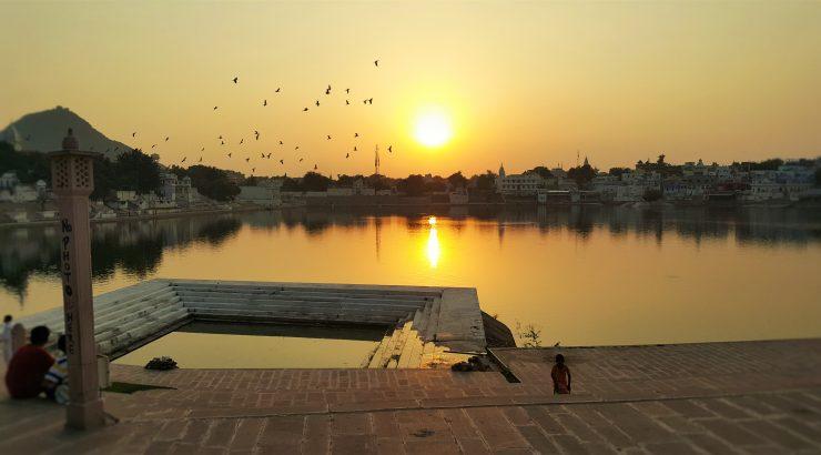 Nuotykiai Indijoje. Šventasis Puškaras