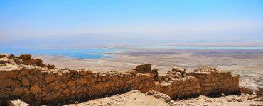 Karščiu alsuojanti išvyka: Masada ir Negyvoji jūra