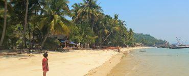 Pietų Mianmaras: kaip Tailandas atrodytų be turistų