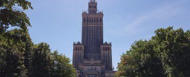 Savaitgalio išvyka į Varšuvą. O kodėl gi ne?