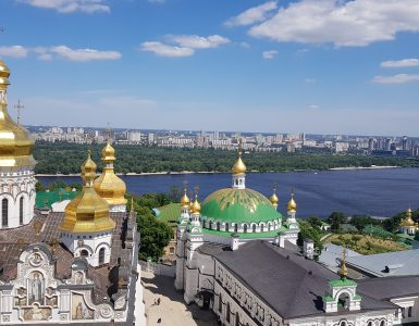 Kijevas – kai pigu gali būti dar ir gerai