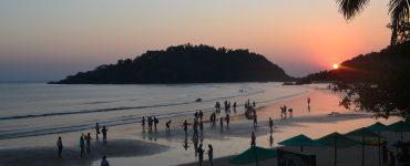 Savo prisiminimuose daugiausia laiko praleidžiu Palolem papludimyje Indijoje