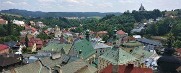 Banska Štiavnica – žaviausias Slovakijos miestelis