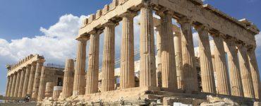 Ilgasis savaitgalis Atėnuose