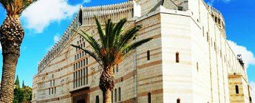 Kelionė į Nazaretą. Krikščioniškos vietos, arabiškas turgus ir žydų senoviniai miestai