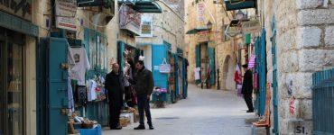 Betliejus: betoninė siena mieste, kuriame gimė Jėzus