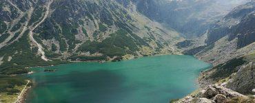 Kelionė į Zakopanę – Czarny Staw Gąsienicowy ežeras