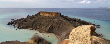 Malta: Mdina ir vakarinė pakrantė