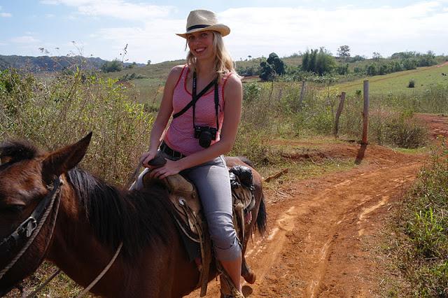 Kuba – Tabako laukai ir pasijodinėjimas arkliais