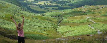 Lake District – Ežerų kraštas Anglijoje.