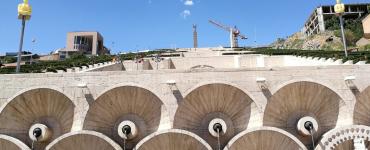 Kelionė iki Armėnijos: kaip mus pasitiko Jerevanas