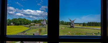 Estiška ramybė: atostogos Saaremaa saloje