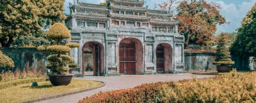 Diena senojoje Vietnamo sostinėje. Hue