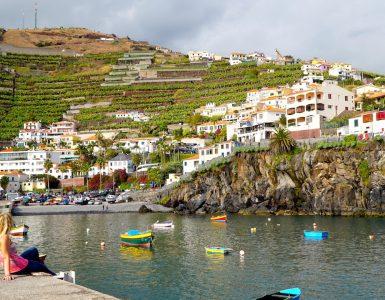 Pirmas kartas Madeiroje