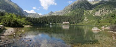Slovakija. Atvirlaiškiai iš Aukštųjų Tatrų
