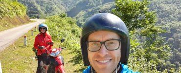 Motoroleriu po Ha Giang apylinkes šiaurės Vietname (4 dienos/3 naktys)