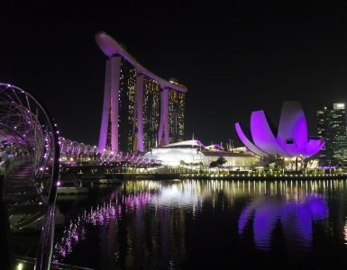 Super miestas-valstybė Singapūras