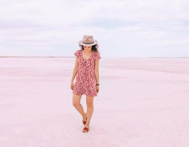 Neturistinė Australija: rožiniai druskų ežerai, tuščios dykynės ir atokūs nacionaliniai parkai