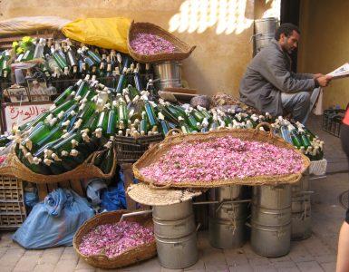 Unikalios lauktuvės iš Maroko