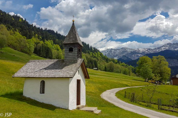 Trumpos atostogos Bavarijos Alpėse