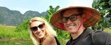 Trys savaitės Vietname. Maršrutas