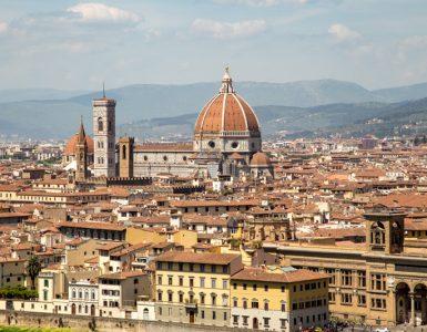 Gimtadienis Florencijoje