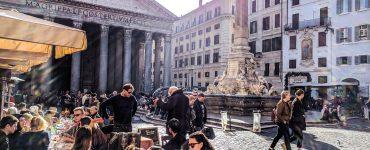 Roma – pamatyk, atrask, paragauk! Ką nuveikti Italijos sostinėje per tris dienas?