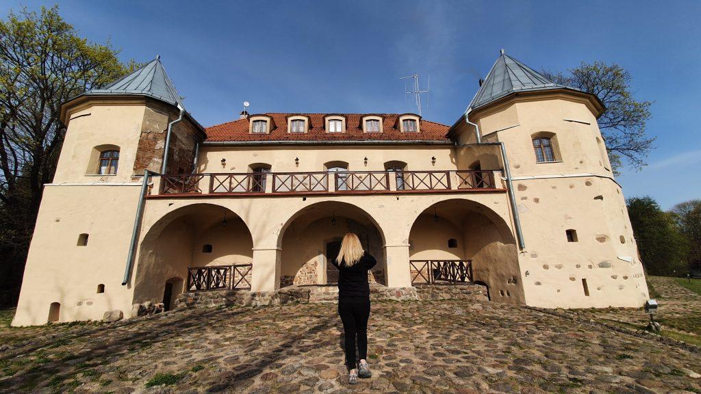 Dieveniškės. Norviliškių pilis