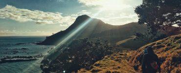 The Coromandel – ten, kur saulė kyla iš ir leidžiasi į vandenyną
