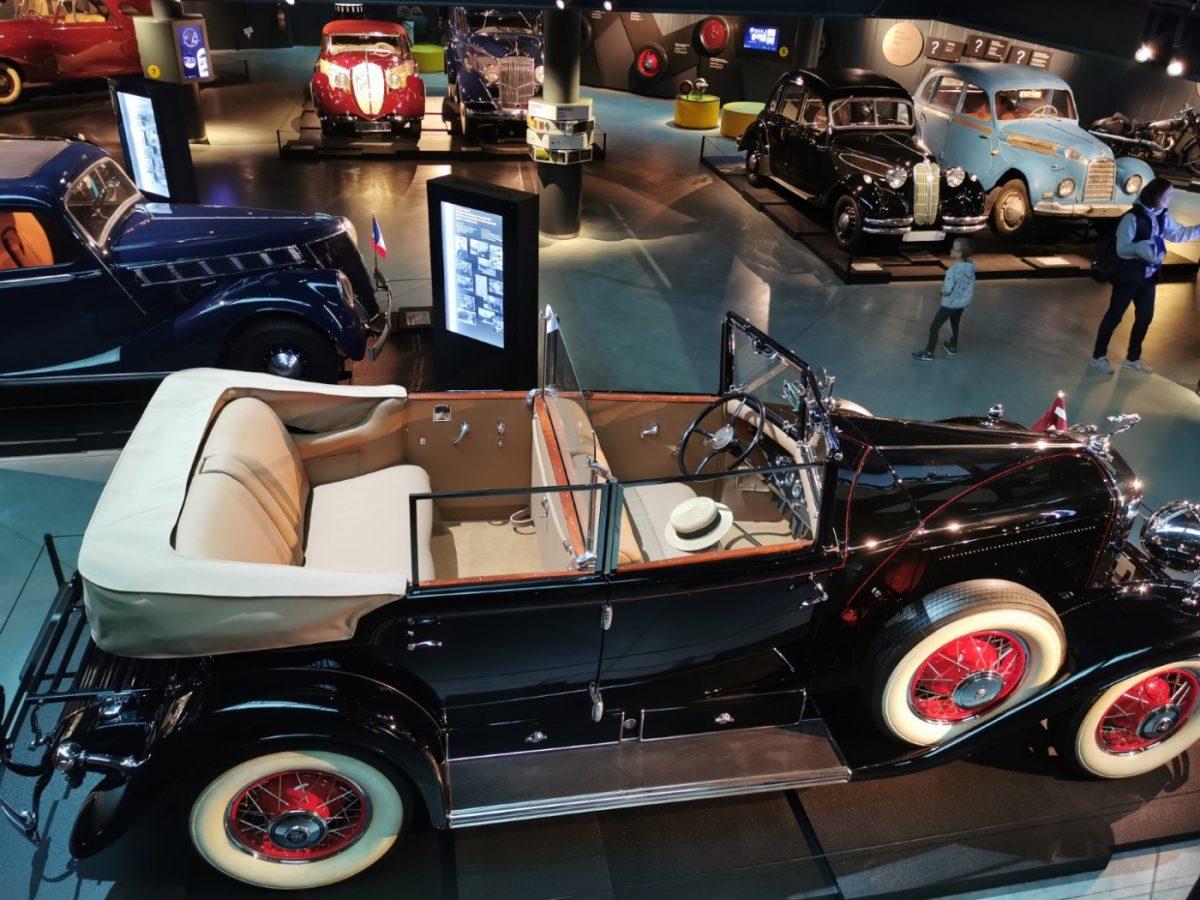 Rygos automobilių muziejus