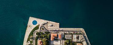 Zadaras – šiaurinės Dalmatijos miestas