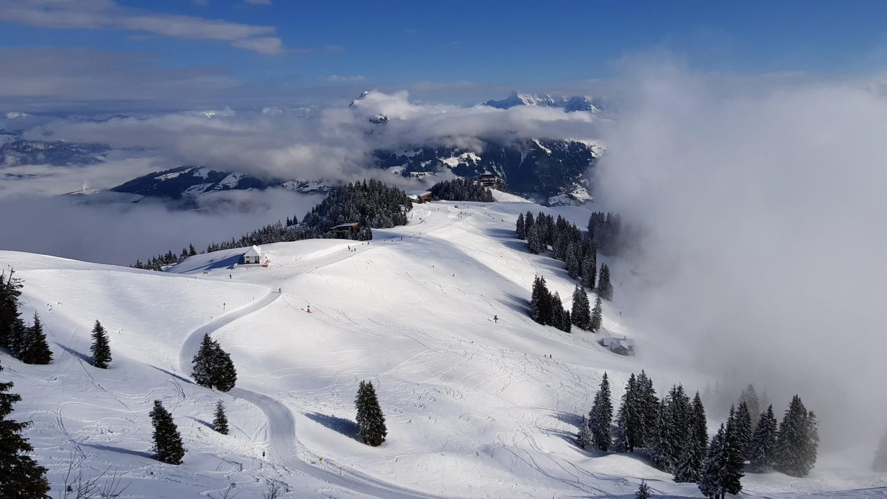 Austrija kalnai