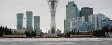 Kazachstanas: supersostinė, kanjonai, tremties vietos