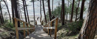 Litorinos takas ir Lietuvos jūrų muziejus